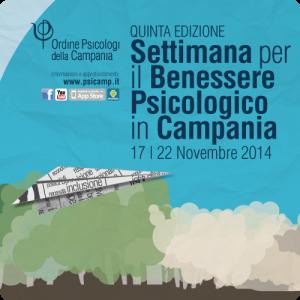 Settimana del Benessere Psicologico 2014 in Campania
